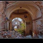 San José de El Lentiscar II... lo que queda por dentro