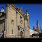 San Juan de los Panetes und (y) El Pilar, Zaragoza