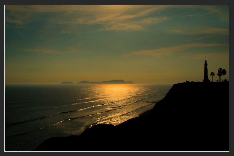 San Lorenzo island - Peru