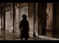 San Marco, alla luce della mezzanotte....