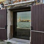 San Marco im Spiegel