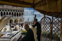 San Marco Life Musik  - Venedig -