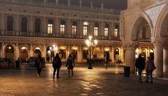 San Marco Nacht