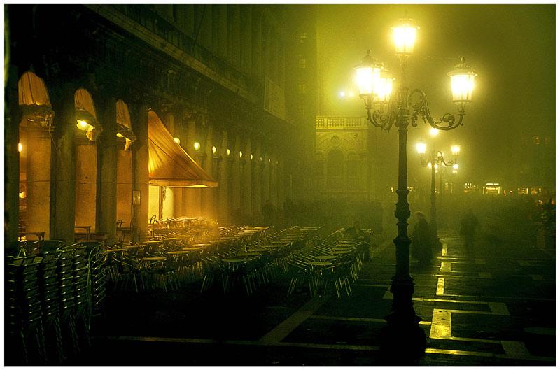 San Marco nella notte