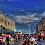 San Marco Piazza (HDR)