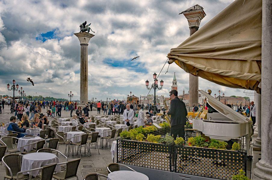 San Marco Venezia schöne Zeiten