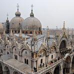 San Marco von weiter oben