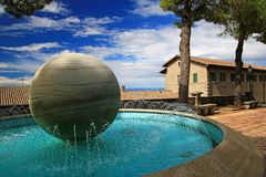 San Marino, Brunnen