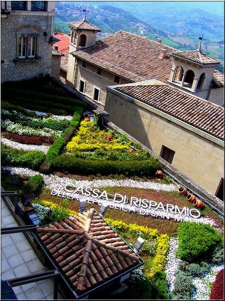 San Marino Garden Photo Image Europe Italy Vatican City S