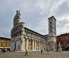 """ San Michele in Foro """