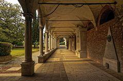 San Michele Insel der letzten Ruhe - Venedig -