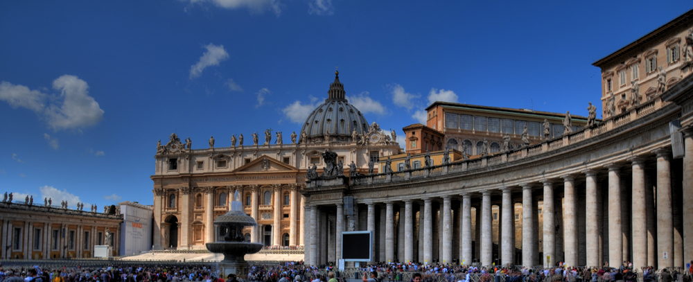 SAN PIETRO IN HDR