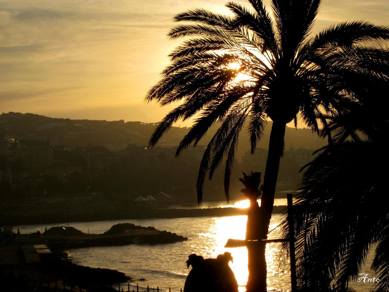 San Remo si alza nel calore del Sole