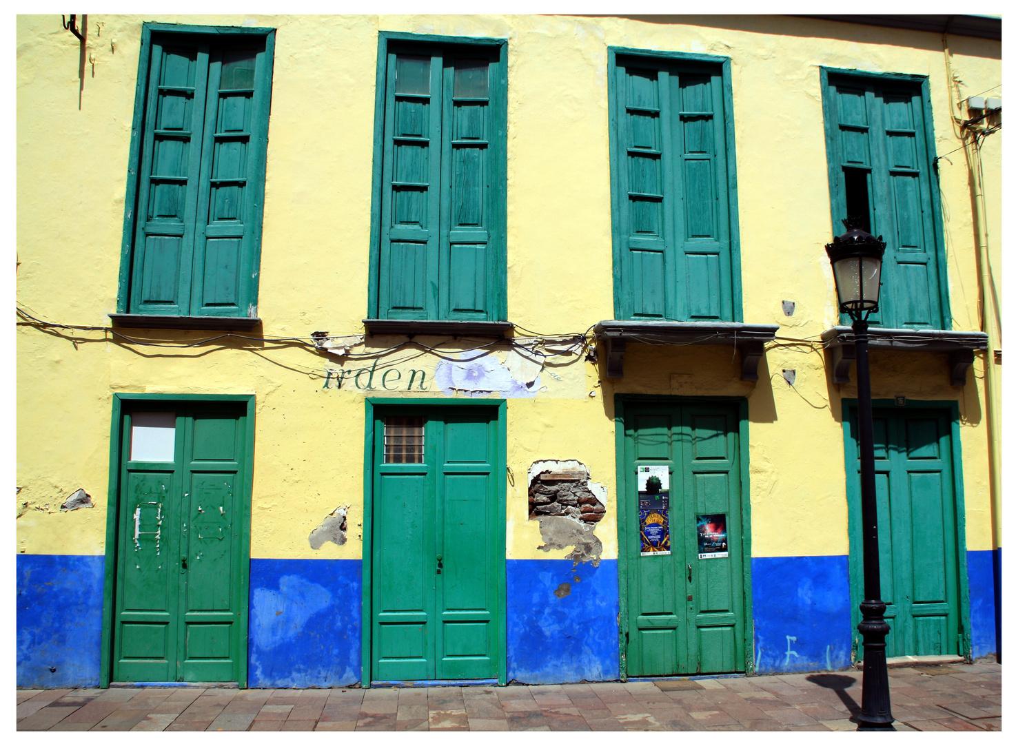 San Sebastian/La Gomera