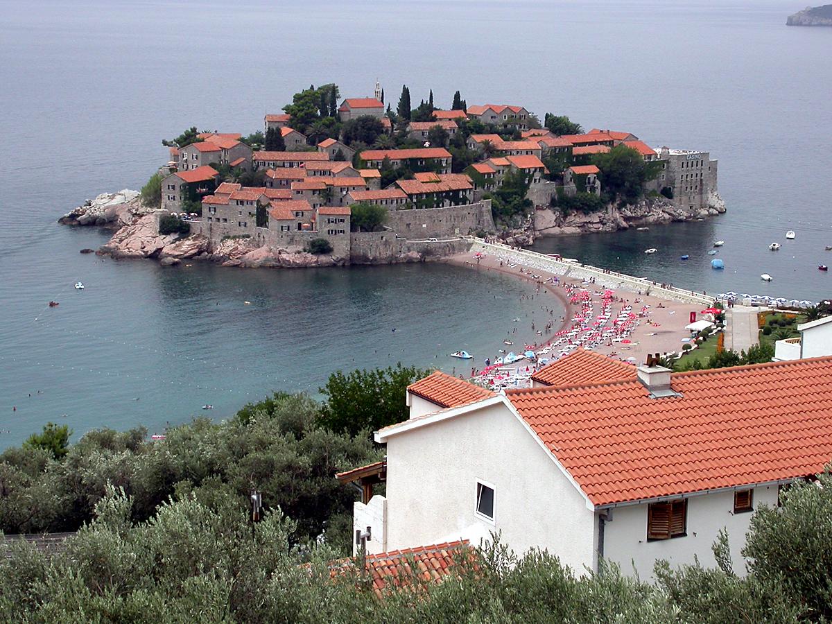 San Stefan, Adria, Montenegro