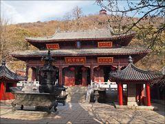 San Yuan Gong Tempel bei Lianyungang