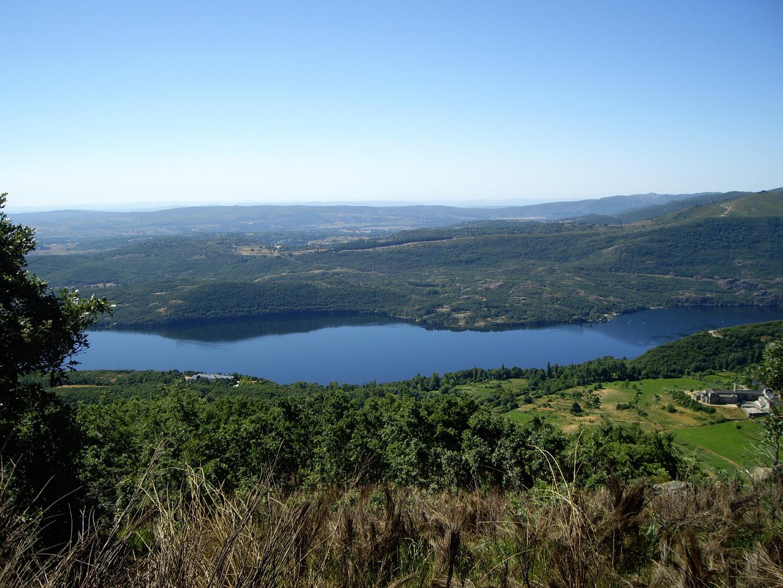 Sanabria Lake in Zamora