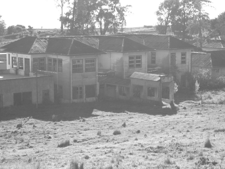 Sanatorio Duran, Faldas Volcan Irazu, Cartago, Costa Rica.