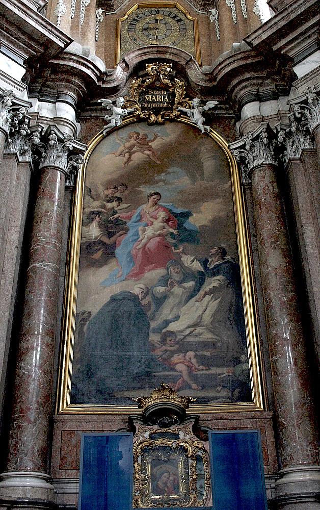 Sancta Maria St. Mang