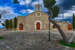 Sanctuari de Sta Magdalena ( Mallorca)