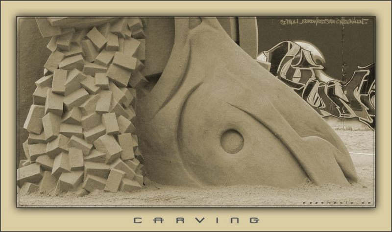 Sand Carving