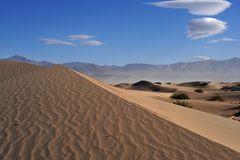 Sand Dunes - Death Valley National Park