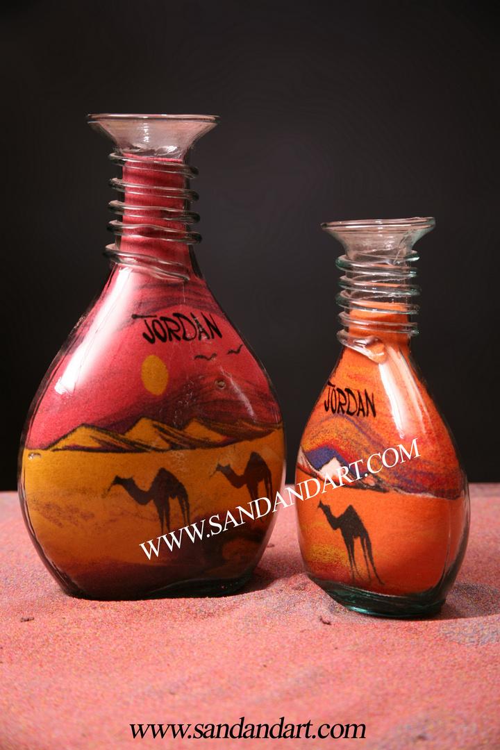 Sand in Bottle