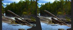 Sand River (Pinguisibi) 3-D
