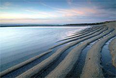 Sand, Steinchen und Meer... II