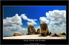 .:: Sand, Stone and Clouds II ::.