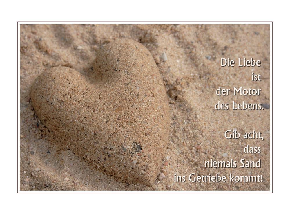Sand und Liebe - reload