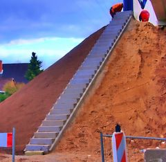 Sand- und Mutterboden