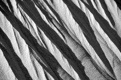 Sand- Verwehungen