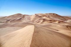 Sand. Viel Sand!