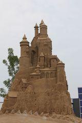 Sandburg mal in groß