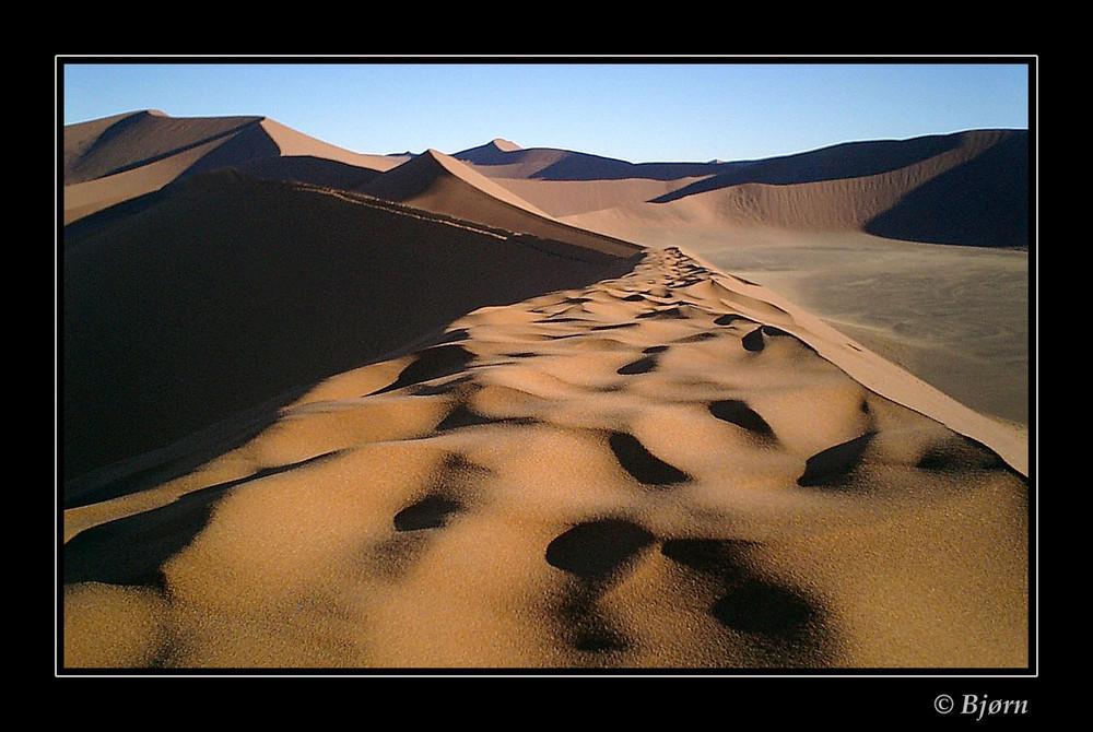 Sanddüne, Namibia
