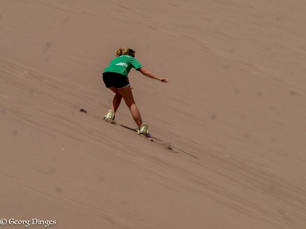 Sanddünensport Surfen 20120715