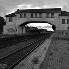 Sande Bahnhof