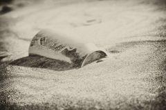 sandgestrahlt