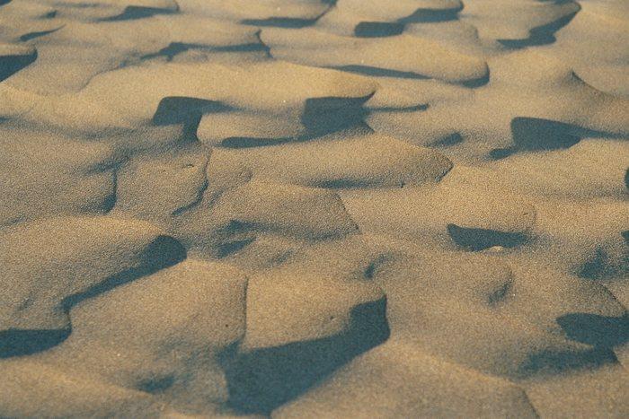Sandimpressionen