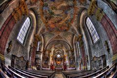 Sandkirche Aschaffenburg