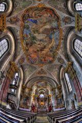 Sandkirche Aschaffenburg .