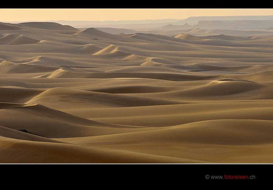 Sandmeer in Ägypten