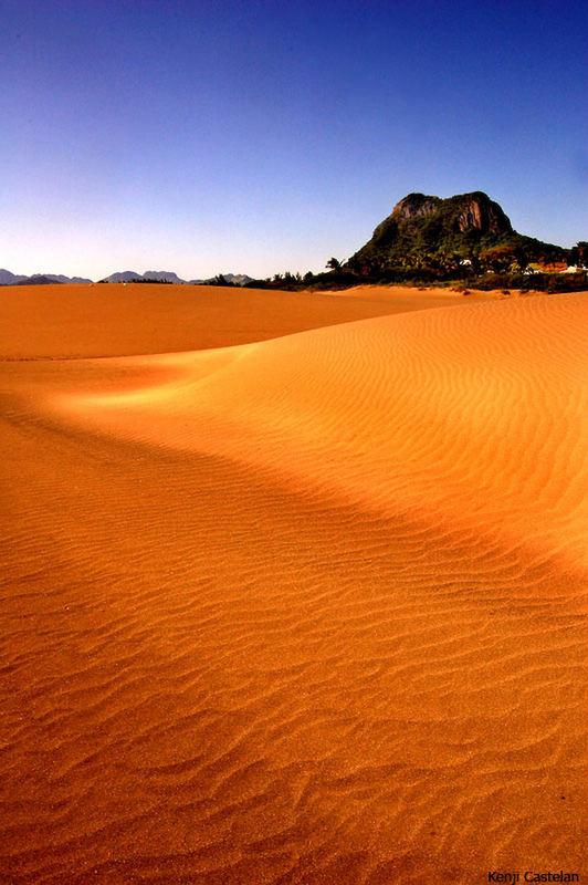 Sandmountain