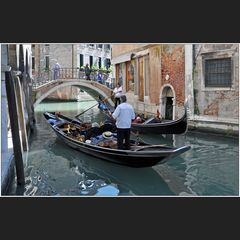 Sandolo trifft Gondola