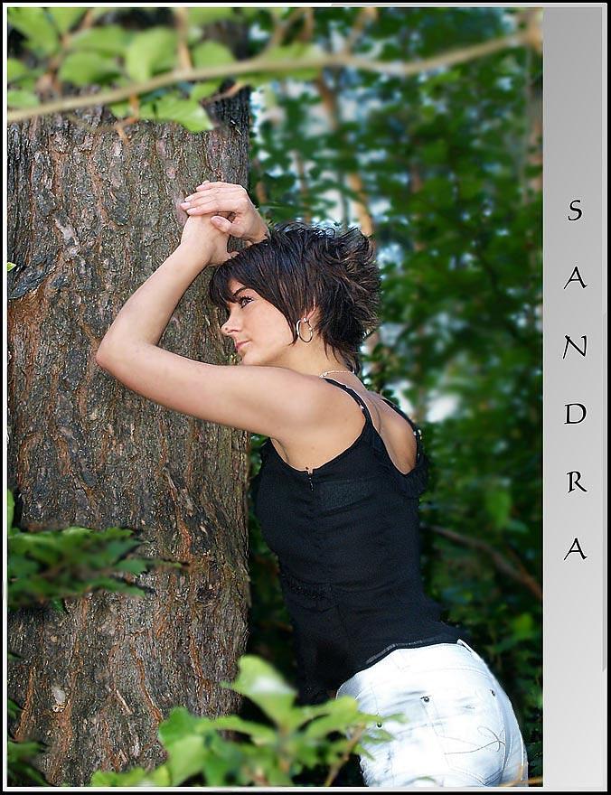 - Sandra -