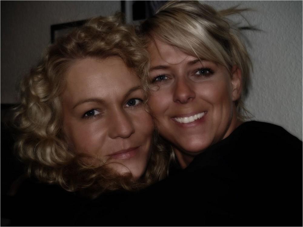 Sandra und Britta