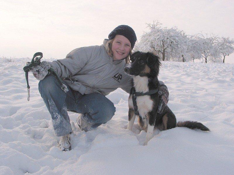 Sandra und ihr bester Freund.....