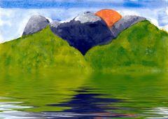 Sandras Gebirge