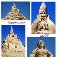 Sandsation in Berlin  2008